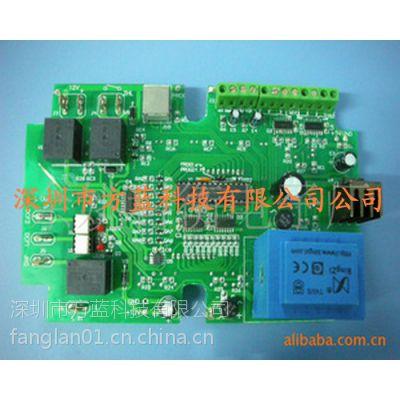 智能开关插座PCB电路线路板抄板改板软硬件方案设计开发生产