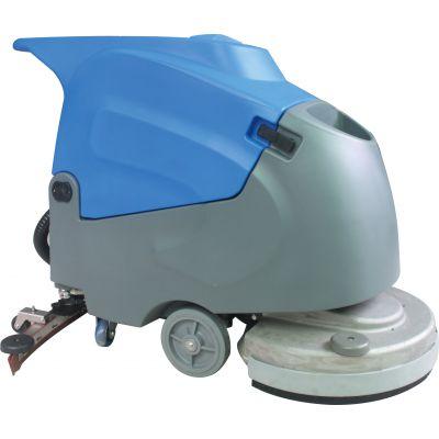 海星超静音洗地机OK-650 学校食堂餐厅地面清洗机 洗地机厂家直销