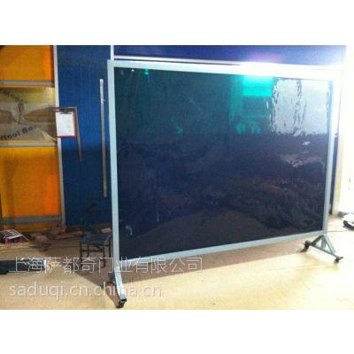 《全国批发》PVC防弧光帘子,批发墨绿色防焊渣PVC屏风