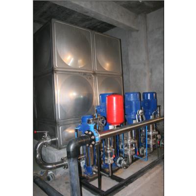 供应水箱式管网叠压供水设备