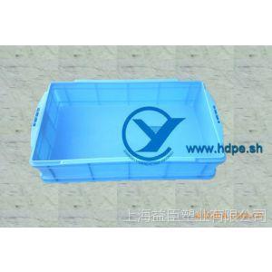 供应680塑料周转箱680*450*178PE耐劳箱筐