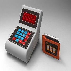 供应深圳无线呼叫器 餐饮连锁店餐厅无线呼叫器排队叫号器