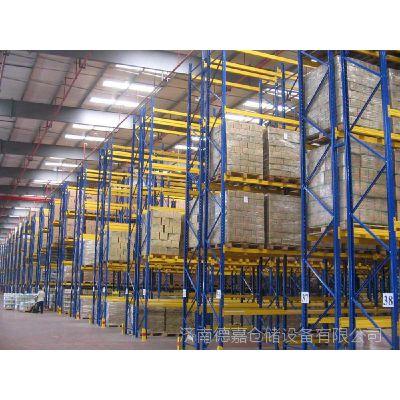 兰州重型货架价格济南德嘉生产定做武威横梁式仓储货架
