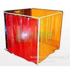 供应焊接防护屏的颜色是半透明还是透明的