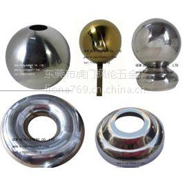 广东建筑护栏装饰38mm不锈钢空心圆球精品质量可订做