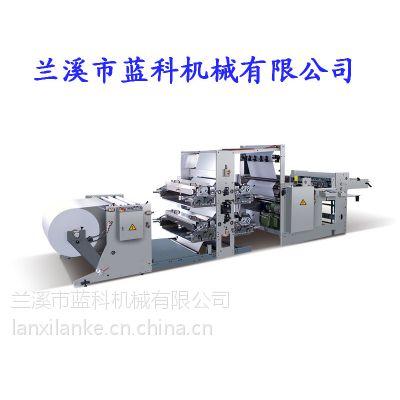 卷筒纸半台作业本生产线分切机装订机
