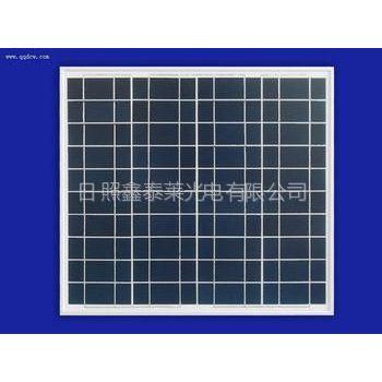 供应厂家供应河南90W多晶硅太阳能路灯电池板