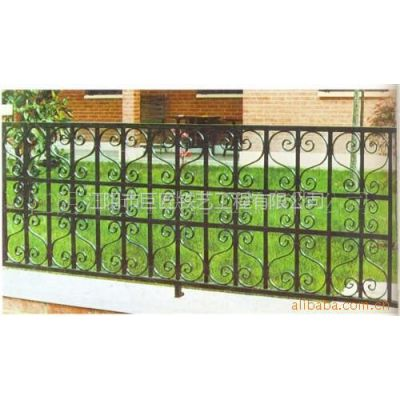 供应铁艺围墙护栏,  热镀锌护栏  围墙护栏