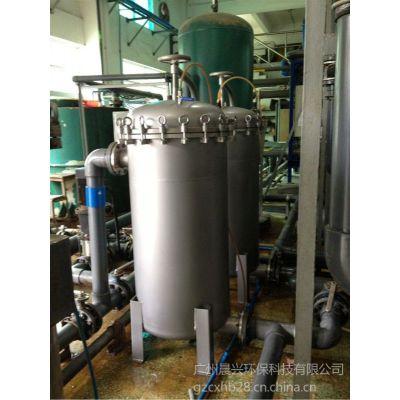 供应广西,柳州大流量油除杂质袋式过滤器