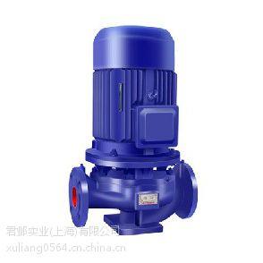 ISG型立式管道离心泵,增压泵,空调泵