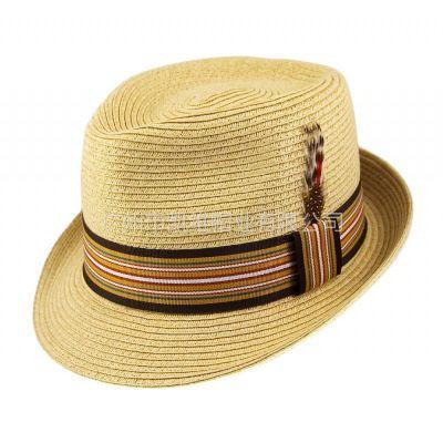 供应草帽 时装帽 礼帽 棒球帽 头盔帽 灯帽 空顶帽 太阳帽 针织帽