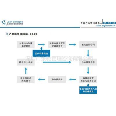供应深圳精益六西格玛物流咨询培训-张驰管理咨询公司
