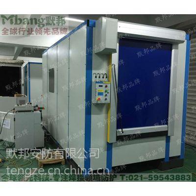 Mobang专业定制焊接方案安全防护门,机器人防护门