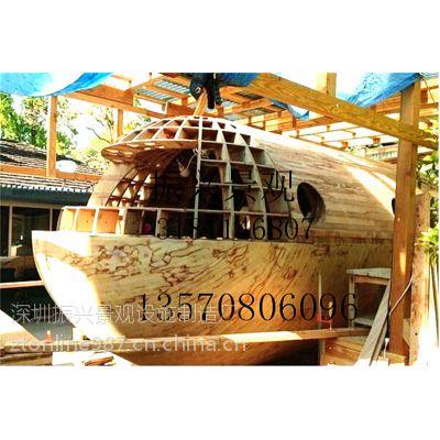 陆地景观船厂家,振兴景观船供应,广东风景船