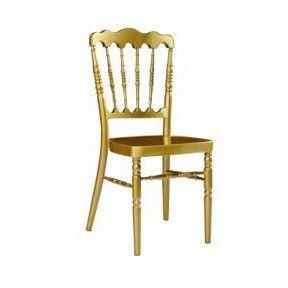 供应酒店铝合金仿木竹节椅子图片 XC-008