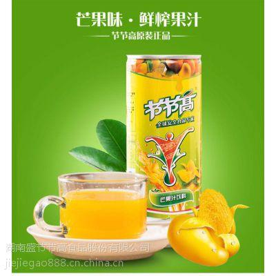 节节高芒果汁饮料保健特产新鲜水果罐头厂家进出口食品 240ml*12一箱