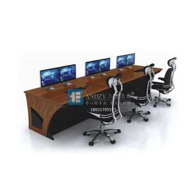豪华型机房控制台专业导控台生产厂家品质卓越
