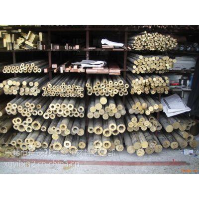 广东铝青铜C61900板料、棒料、管材、铝青铜带
