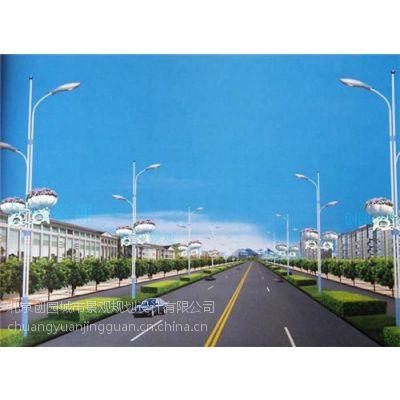 创园景观,灯杆绿化公司,广西灯杆绿化