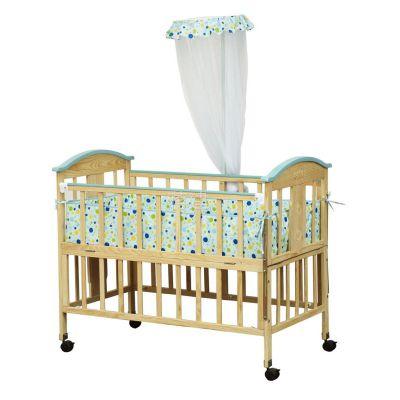 供应厂家大量供就在醒目仔婴儿床  木制床 301 婴儿床