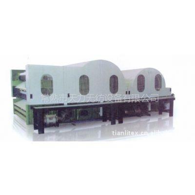 供应TLC2D2双锡林双道夫梳理机