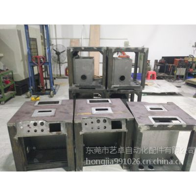 供应大型不锈钢机架加工 焊接大型自动化设备机架 CNC加工中心