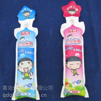供应酸奶包装袋,印刷180ml棒袋