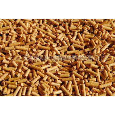 厂家供应锅炉用纯木屑生物质颗粒燃料/