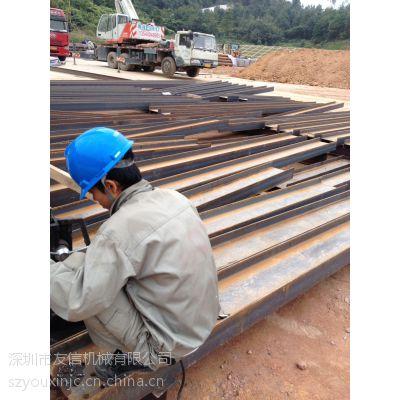 深圳磁力钻 磁座钻钢结构 钢板钻孔施工队伍 承接钢板钻孔 打孔