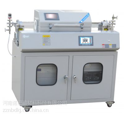 河南诺巴迪 厂家直销 1200℃ 等离子化学气象沉积仪 PECVD
