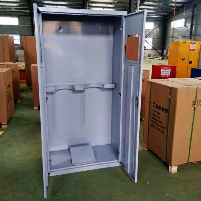 欧胜诺专业生产多重规格的重庆气瓶柜、自动报警气瓶柜、单门钢瓶柜