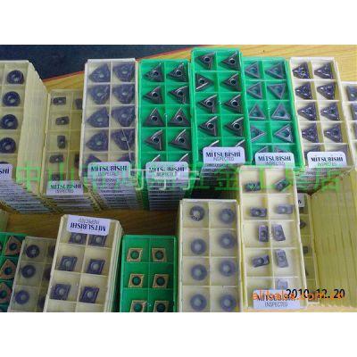 供应数控刀片/三菱小菱形内孔车刀片CCMT060204-UE6110