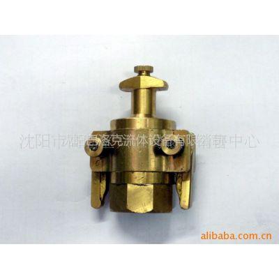 供应不锈钢液化气快速接头 KJB KJA快速接头 把式快速接头(图)