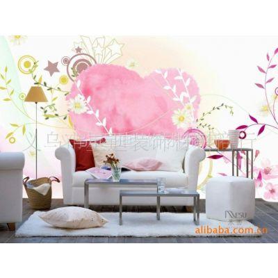供应壁纸批发商促销户主 选  装饰壁画壁纸批发商促销