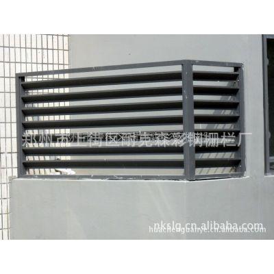 郑州厂家供应热镀锌百叶窗、建筑装饰百叶、热镀锌护栏