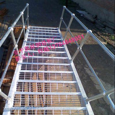 北京定做楼梯防滑踏步,金属踏步板,不锈钢楼梯板