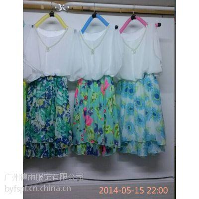 供应哪里有淑女连衣裙批发厂家-广州沙河有淑女连衣裙批发市场