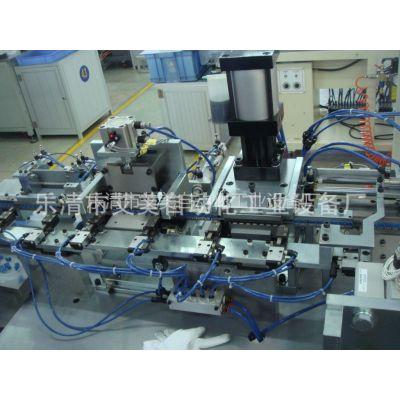 供应连接器多产品自动插针机 非标自动化设备 自动机