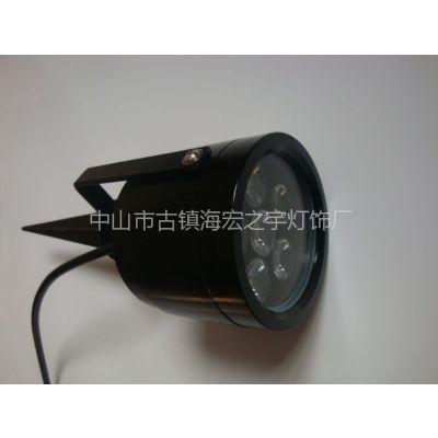 供应356WLED草坪灯LED小射灯LED插地灯LED投射灯LED室外景观灯不锈钢