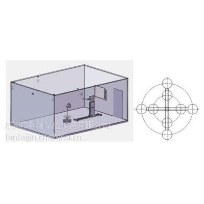 洗衣机能效测试系统 能效测试系统 科翔设备定制