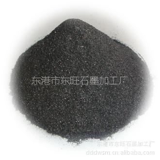 供应天然石墨土状颗粒