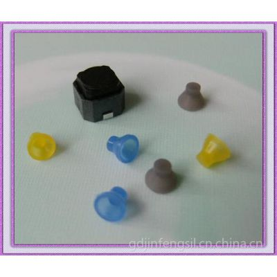 供应使用寿命超过10万次的轻触开关硅胶按键广东厂家生产