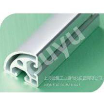 供应装饰铝型材厂家直销OYU-8-4040R,欧标铝型材大量工银,连接件齐全,价格实惠