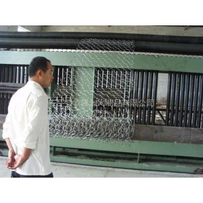 镀锌铁丝热镀锌 哈尔滨堤坝防洪石笼网厂家批发15503223026