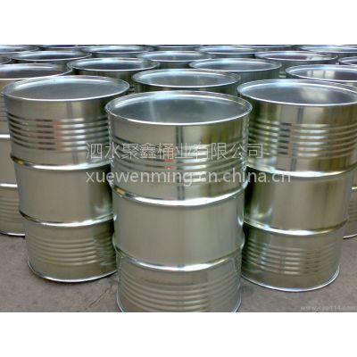 泰然桶业供应17到21.5公斤镀锌桶规格齐全化工桶
