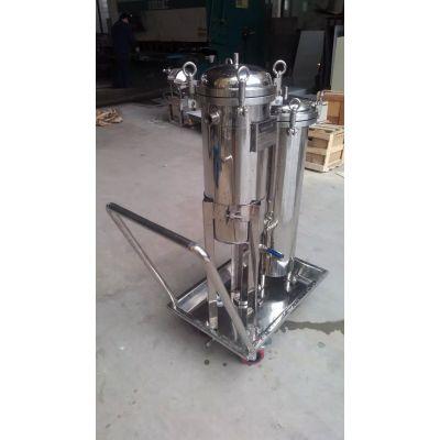 莘明环保厂家直销过滤器 不锈钢保安,精密固液分离过滤器