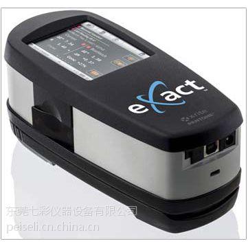 x-rite爱色丽印刷包装密度计EXACT便携式分光仪