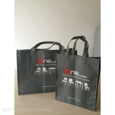 阳江无纺布袋环保购物袋 多种款式可定制LOGO