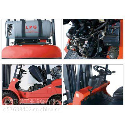 内燃叉车_2-3.5T上海叉车_WO双燃料平衡叉车供应