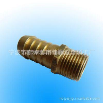 供应水暖软管不锈钢接头、铜接头  各种直角过渡接头,直通接头